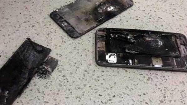 ພົບ iPhone 6 Plus ລະເບີດໃນຮ້ານແປງມືຖື ທີ່ອອສເຕຣເລຍ (ມີຄລິບ)