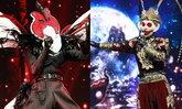 ບໍ່ຄິດວ່າເປັນຄົນນີ້! ໂສມໜ້າ ໜ້າກາກໄກ່ຟ້າ & ໜ້າກາກລີງເຜືອກ The Mask Singer 2