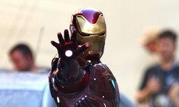"""ພາບຫຼ້າສຸດຈາກກອງຖ່າຍ """"Avengers: Infinity War"""" ໂຊຊຸດເກາະໃໝ່ຂອງ """"ໄອຣອນແມນ"""""""
