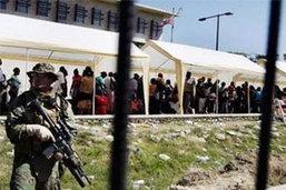 เฮติอพยพคนไร้บ้านนับแสนออกจากเมืองหลวง