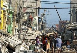 พยากรณ์จะเกิดแผ่นดินไหวในเฮติครั้งรุนแรงอีก