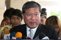 เฉลิม แนะรัฐบาลรับฟังแผนปรองดองเพื่อไทย