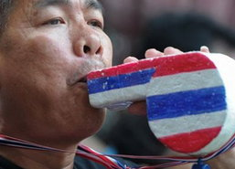 BBCเผยการเมืองไทยประท้วงต้าน รบ.ยังเดือด