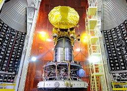 มอมยานอวกาศอินเดียหลุดวงโคจรโลก