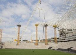 รมต.กีฬาบราซิลรับสนามบอลโลกเสร็จไม่ทันกำหนด