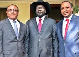 ผู้นำแอฟริกาตะวันออกจ่อระงับวิกฤติซูดานใต้