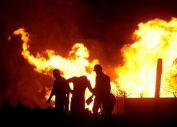 คนร้ายติดอาวุธโจมตี ท่อก๊าซธรรมชาติในไซนาย