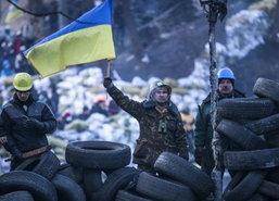 ยูเครนส่อแววดีขึ้นผู้นำยอมยกเลิกกฎหมายประท้วง