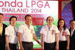 โปรดังระดับโลกร่วมดวลฮอนด้าLPGA20-23กพ.