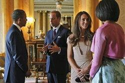 โอบามาเยือนลอนดอน เข้าเฝ้าราชวงศ์อังกฤษ