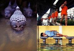 ชีวิตกลางน้ำ(ท่วม)ของคนกรุงเทพฯ