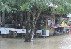 ภาคใต้เป็นพื้นที่ประสบภัยพิบัติฉุกเฉินหลังน้ำท่วมสูง