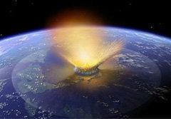 นาซ่าเตือนอุกกาบาต จ่อพุ่งชนโลกปี 2040