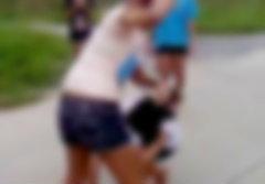 กะเทยเดือด! ตบล้างน้ำก๋วยเตี๋ยวต้มยำสาวมัธยม