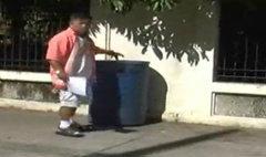 ร่างทรงเผลอทิ้งถุงเงินสด พระเครื่องในถังขยะ