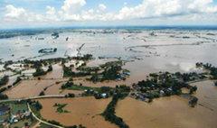 ปภ. สรุปสาธารณภัย 10 จังหวัดยังน้ำท่วม