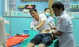 ยายวัย 65 หึงโหด แทงเพื่อนรุ่นน้องเจ็บสาหัส