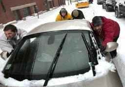 สหรัฐประกาศภาวะฉุกเฉิน หลังอ่วมพายุหิมะถล่ม