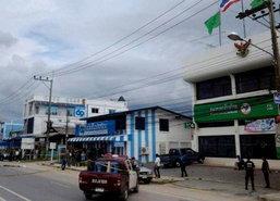 ผู้การปัตตานีฟันธงปล้นรถขนเงินเอี่ยวโจรใต้