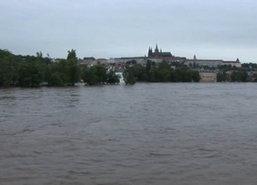 เยอรมันอพยพคนนับหมื่นหนีน้ำจากเช็ก