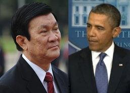 ผู้นำเวียดนามเยือนUSถกการค้า-สิทธิมนุษยชน