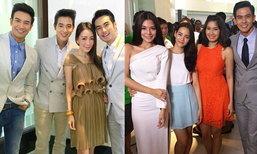 45 ปีไทยทีวีสีช่อง 3 ทัพดาราร่วมแสดงความยินดี