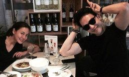 ภาพความสนิท! เจนี่ ท็อป แค่บังเอิญกินข้าวด้วยกัน