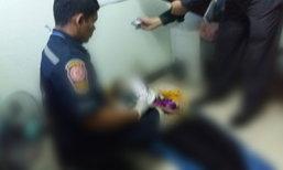 เมียผงะ เปิดห้องเจอผัวตายคู่สาวปริศนา บนศพมีดอกไม้ธูปเทียน