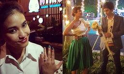 ลุ้นเจ้าสาวคนต่อไป แฟนชมพู่ ก่อนบ่าย เซอร์ไพรส์สวมแหวน