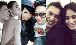 5 คู่รักดารา รักเร็ว เลิกแรง!!