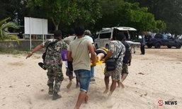 นักท่องเที่ยวจีนดำน้ำลึกหายจากครูฝึกนาน 30 นาที เสียชีวิต
