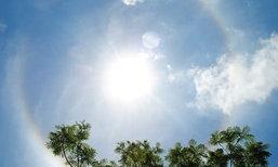 ไทยตอนบนอากาศร้อนจัด อุณหภูมิแตะ 41 องศาฯ