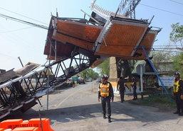 โคราชพายุถล่ม24อ.เสียหายกว่า2,000หลัง