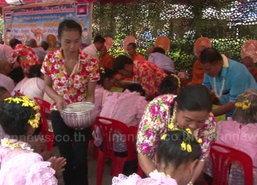 มหาสงกรานต์2แผ่นดินไทย-กัมพูชาที่สุรินทร์