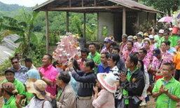 ทหารปชช.ระนองทอดผ้าป่าสามัคคีสร้างสัมพันธ์พม่า