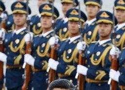 จีนปรับโครงสร้างกองทัพสู่กองกำลังต่อสู้