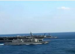 สหรัฐฯส่งเรือดำน้ำพลังงานนิวเคลียร์ถึงเกาหลีใต้แล้ว