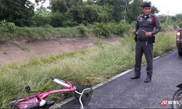 สาวปั่นจักรยานหวิดโดนฉุดข่มขืน สู้ขาดใจถูกโจรชกดั้งหัก