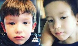 นานๆ เห็นที น้องวิน ลูกชายวิลลี่ ฉายแววหล่อเหมือนพ่อ
