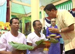ลพบุรี-หนองคายบรรพชาเฉลิมพระเกียรติ