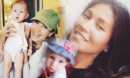 จำได้มั้ย เคที่ คทรีน่า กลอส วันนี้เธอเป็นคุณแม่ลูกหนึ่ง
