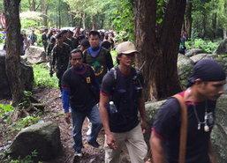 ผู้การจันทบุรีเผยทีมค้นหารายงานพบคล้ายคนโบกธงขาวเขาชะเมา