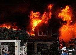 ไฟไหม้สถานรับเลี้ยงเด็กที่ลำปางเจ็บ4ราย