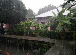 ฝั่งธนบุรีมีฝนเล็กน้อย-ลาดกระบังฝนปานกลาง