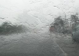 ฝนถล่มกรุงตอนเหนือแจ้งวัฒนะน้ำท่วมหลักสี่43.5มม.