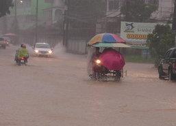 อุตุฯเผยใต้ฝนลดลงไทยตอนบนอากาศหนาวกทม.เย็นลง