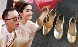 แจง เมียแจ๊ส ชวนชื่น โพสต์ภาพรองเท้าแต่งงาน ย้อนคิดถึงวันไม่มีเงิน