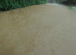 ฝนถล่มนราธิวาสหนักทุกอ.-200กว่ามิลลิเมตร