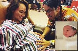 เจนสุดา ผ่าคลอดลูกชายแล้ว หลั่งน้ำตาวินาทีแรกที่เห็นหน้า