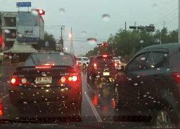 อุตุฯเตือนเหนืออีสานกลางตอ.กทม.เกิดพายุฝนฟ้าคะนอง